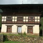 ブータン・民家 パロ