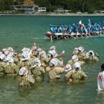 大宜味村塩屋・ウンガミ(海神祭)