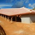 大宜味村陶器事業協同組合・9袋赤瓦登り窯