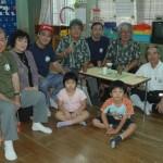 神原児童クラブ・イモを植える会