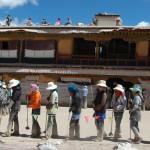 チベット・ポタラ宮4