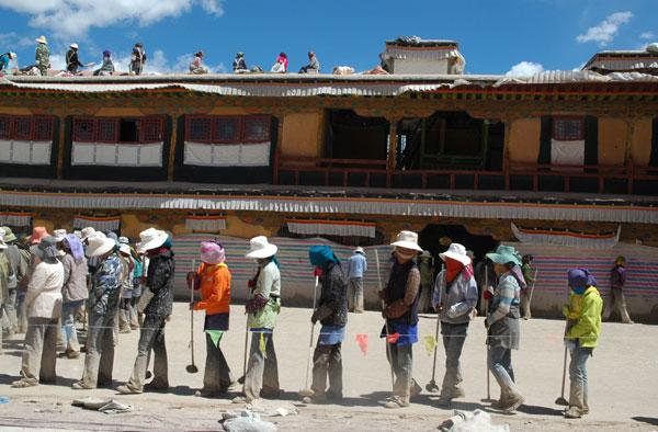 tibetutokouzi